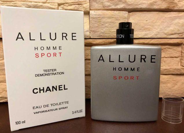 Мужской парфюм Шанель Аллюр