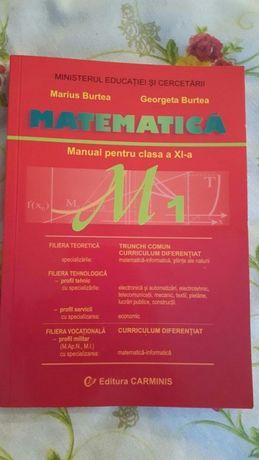 Manual de matematica clasa a XI