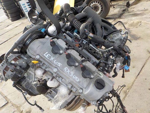 Мотор 1mz-fe АКПП Двигатель Lexus rx300 (лексус рх300)