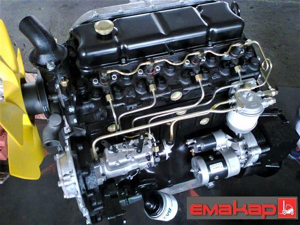 Дизелов двигател Д3900,модел Перкинс