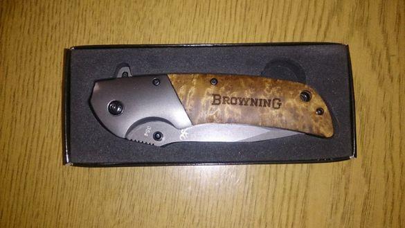 Сгъваем нож Browning