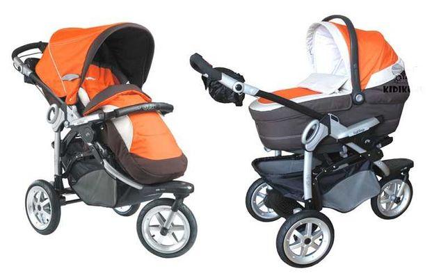 Детская коляска Peg Perego GT3 2 в 1