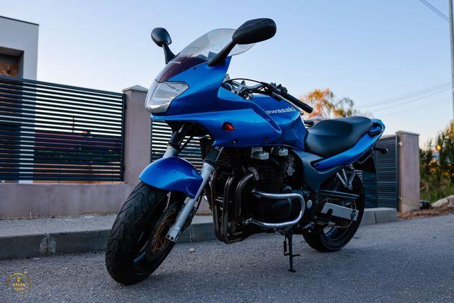 Kawasaki ZR 750 - 2001