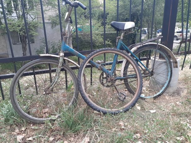 Велосипед состояние на ходу