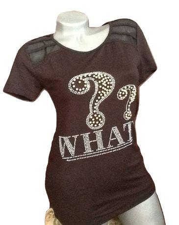 Тениска - последна бройка-НАМАЛЕНА ЦЕНА!