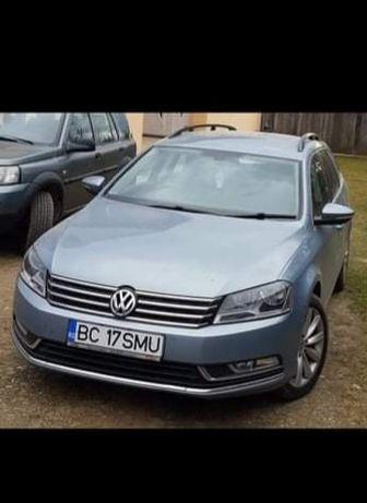 Volkswagen passat B7  2.0 TDI  din 2013, 140cp