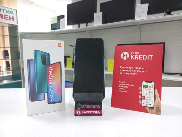 Телефон Xiaomi Redmi Note 9 3/64GB Рассрочка 12 м! RED ! Гарантия.