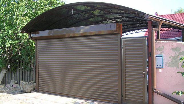 Рольворота для въезда или гаража