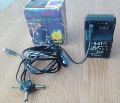 Alimentator universal 3V/4,5V/6V/7,5V/9V/12V
