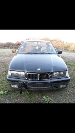 BMW 320i e36 m50b20 1ванос