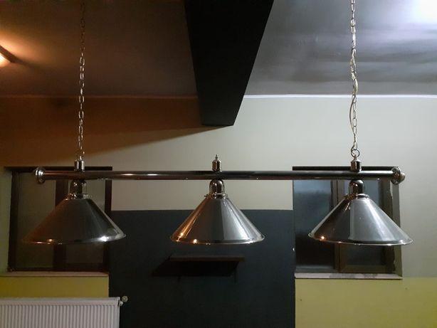 Lampa pentru masa de biliard