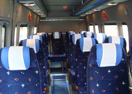 Transport persoane LONDRA, tur/ retur zilnic