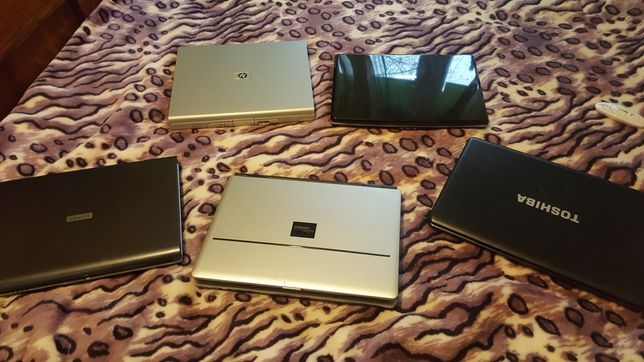 laptopul diferite marci bune.dar  si ptr piese.