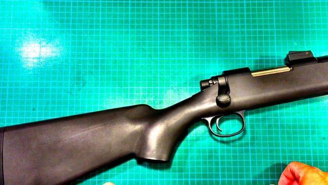 Pusca AIRSOFT Cu Aer Comprimat pistol sniper AWP PUTERNICA 4 JOULES