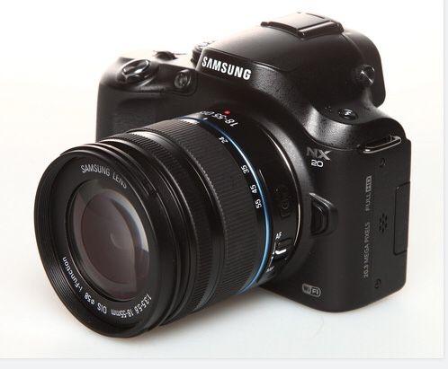 Цифровой фотоаппарат Samsung NX20