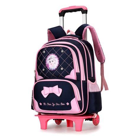 Школьная сумка на колесиках