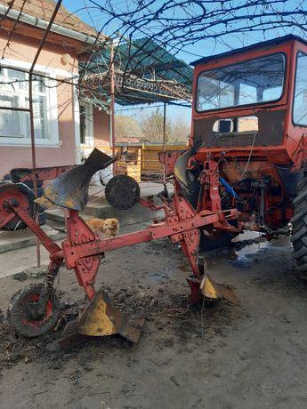 Vand tractor+utilaje