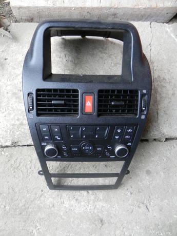 Consola / Comanda clima - radio Nissan Almera N16