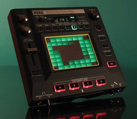 KORG KAOSSILATOR PRO - фразовый синтезатор, лупер, драм машина