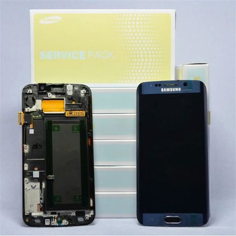 Display Original AMOLED Samsung S6/S6 Edge/S6 edge plus Montaj pe loc