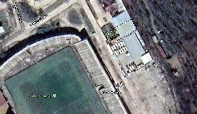 Vand sau inchiriez cladire industriala cu posibilitate mansardare