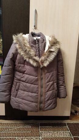 Куртка зимняя новая 42-44р