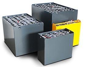 Baterii tractiune - stivuitor