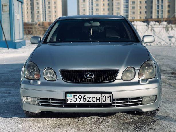 Lexus gs 300 в хорошем состоянии