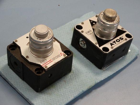 Хидравличен клапан ATOS QV-10, QV-10/2
