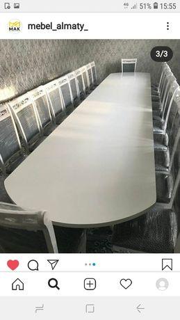 Стол и стулья для гостиной по супер цене!!!