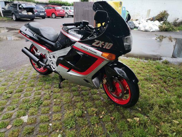 Kawasaki zs10 proveniența germană