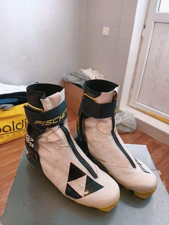лыжные ботинки FISCHER SPEEDMAX