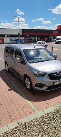 Vând Opel combo life 2019 28700km proprietar garanție până în 2024