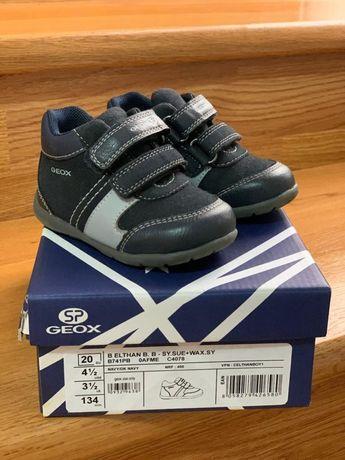 Pantofi gheata Geox