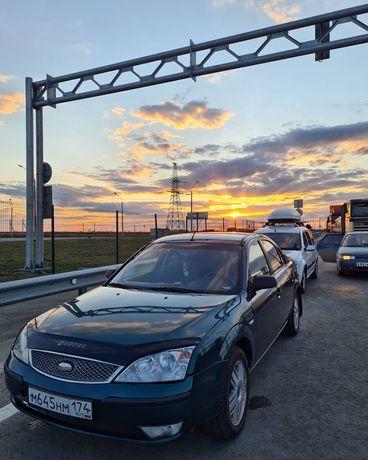 Поездки в Челябинск на легковых авто