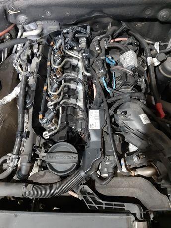 Motor bmw f10 f11 2015 2.0 cod B47D20A euro 6