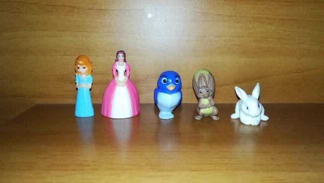 Set figurine Sofia intai