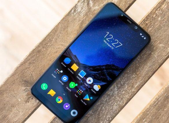 Смарт телефон Xiaomi Pocophone F1- 6GRAM/128GB HDD/Шайоми Ф1