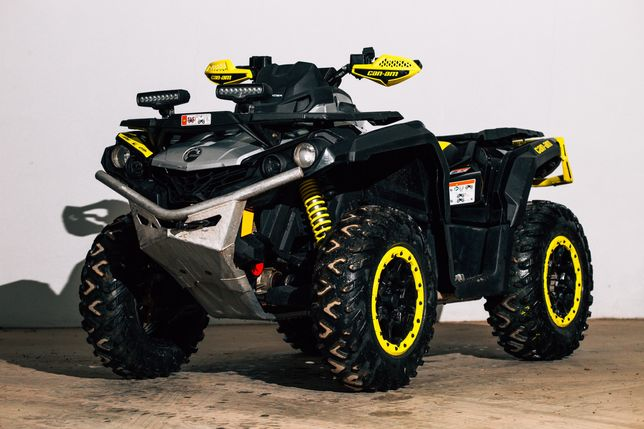 Can Am Outlander 1000R