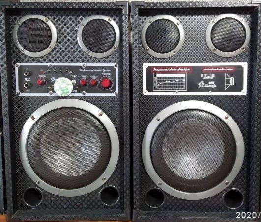 Новая мощная акустика Стеро звук