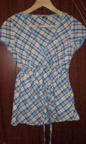 Дамска риза на каре Collezione