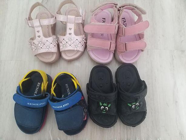 Продам детскую летнюю обувь