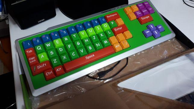 Tastatura omega kids