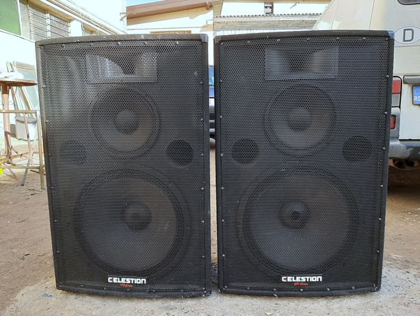Boxe Celestion CR Series 500 w RMS