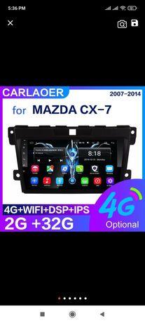 Navigație ( unitate multimedia) Mazda cx7