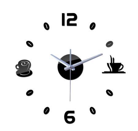 Стенни часовници Стенен часовник гоялм декоративен кафе модерен стилен