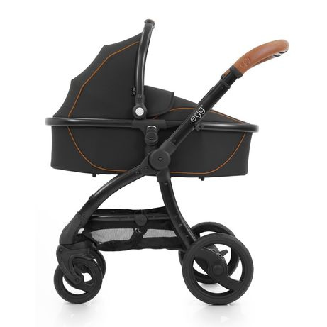 Egg stroller 2in1 espresso black
