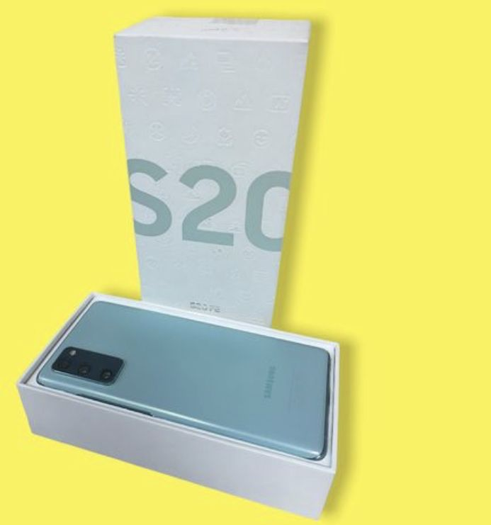 Samsung S20 FE - 128 gb (Сатпаев)