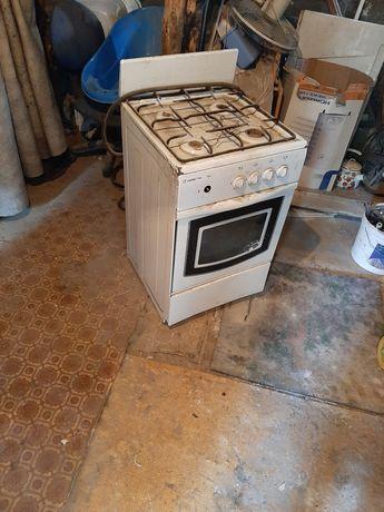Кухонный газ плита все работает
