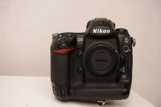 Vand Nikon D3 in perfecta stare de functionare
